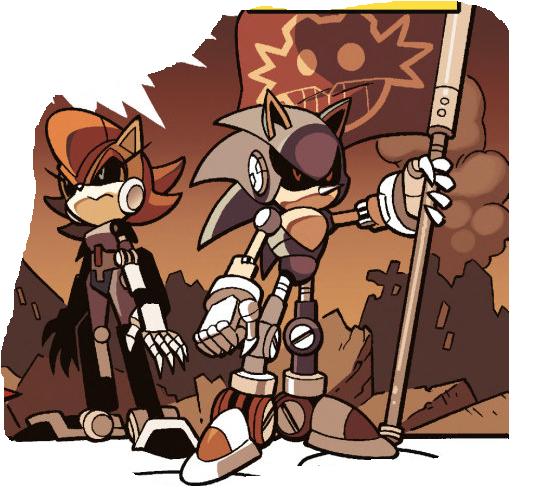 Mecha Sonic And Mecha Sally Google Search Sonic Sonic Fan Art Hedgehog Drawing