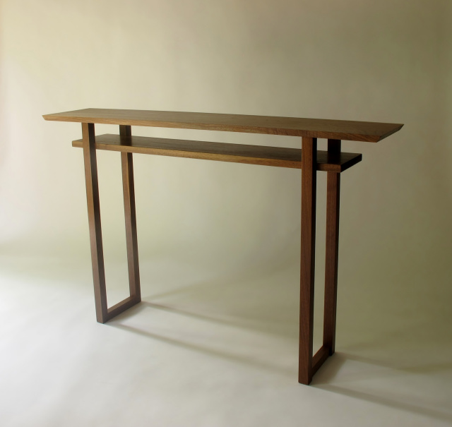 Classic Bar Table In 2020 Narrow Hall Table Modern Bar Table Entryway Console Table