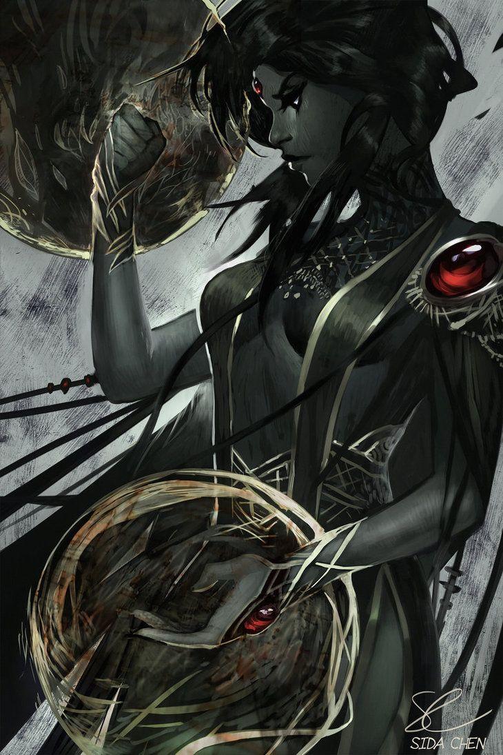 [Raven by Junedays on DeviantArt]