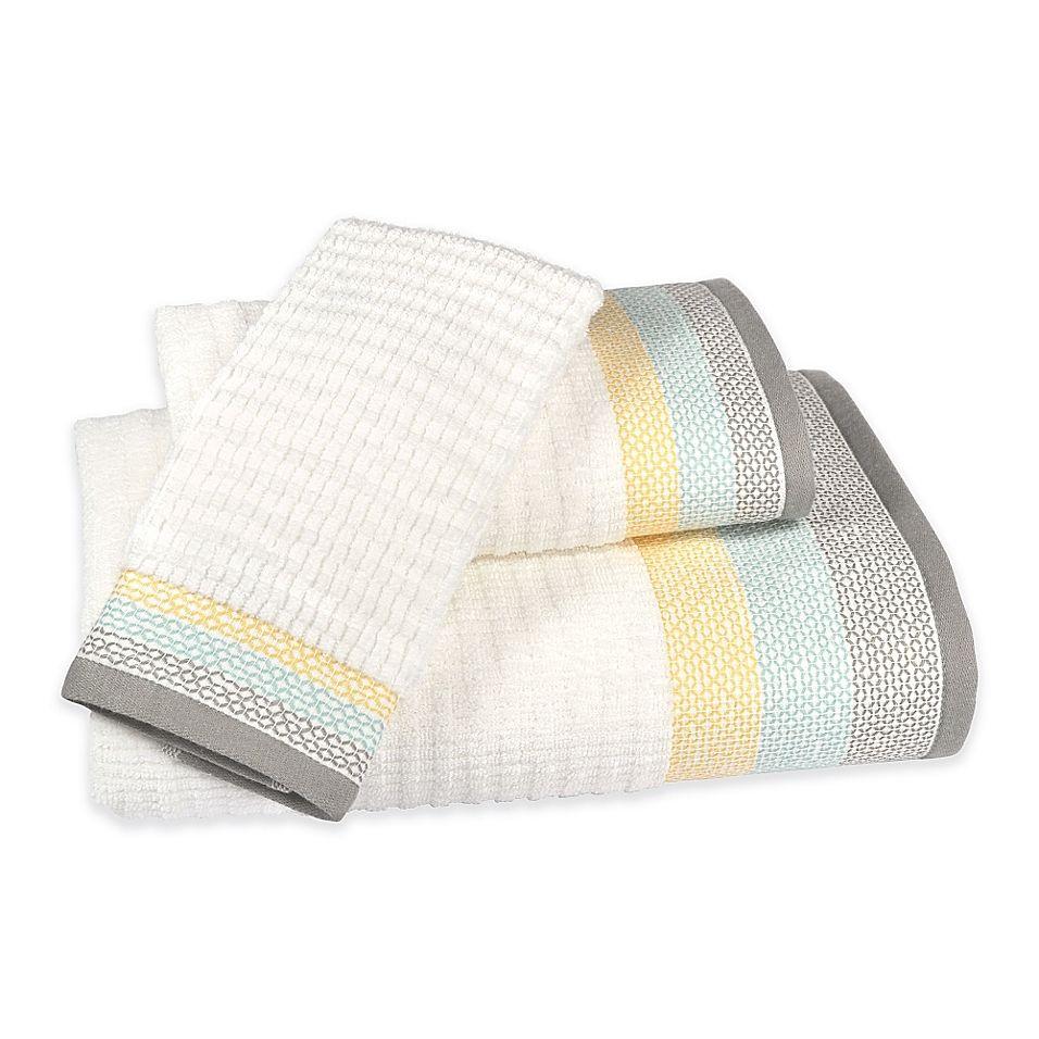 Greta Hand Towel Multi In 2020 Towel Fingertip Towels Bath Towels