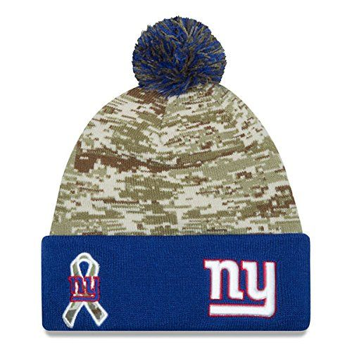 af07de5214f New York Giants Salute To Service Knit Hat