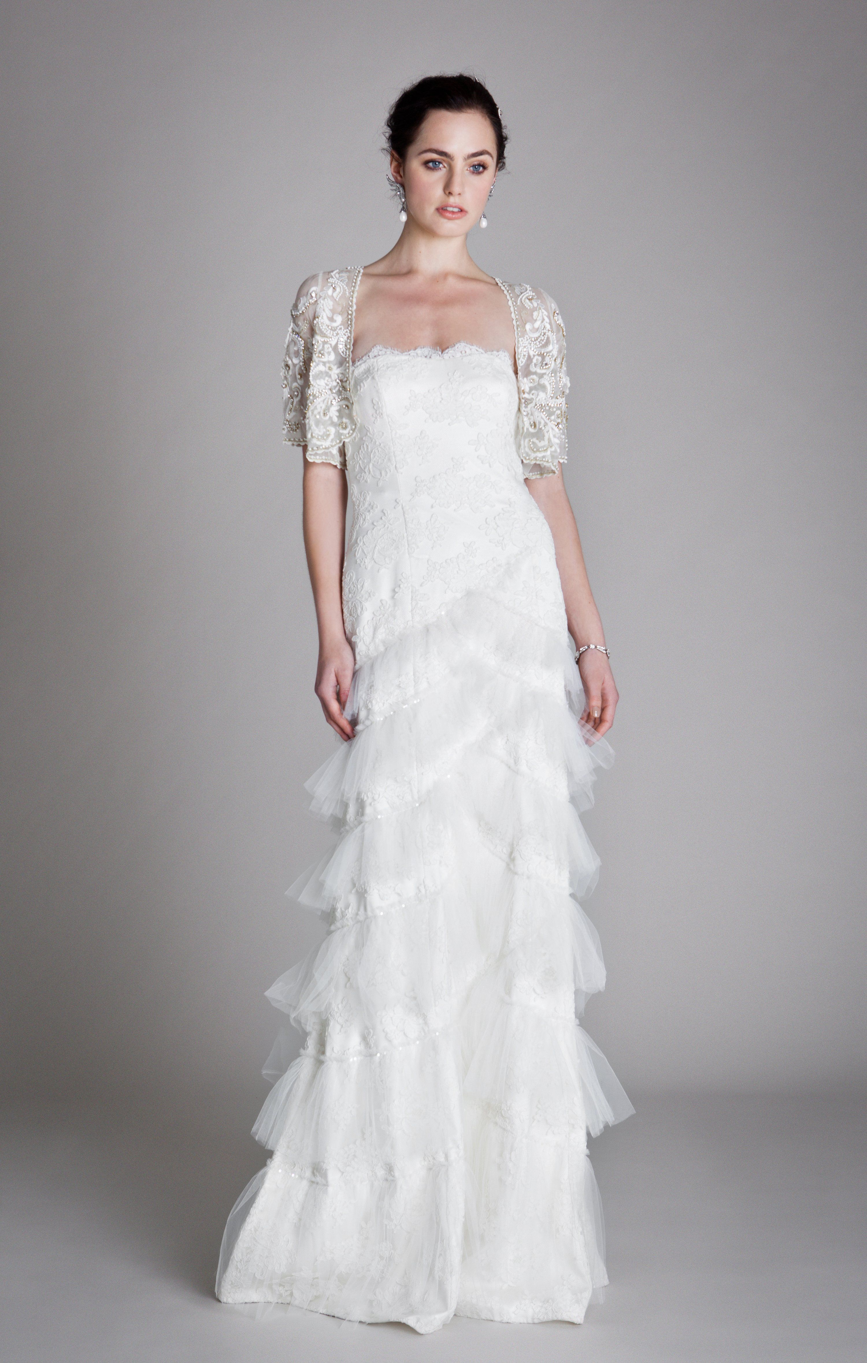 Temperley Bridal, Beatrice Collection, Dove Dress