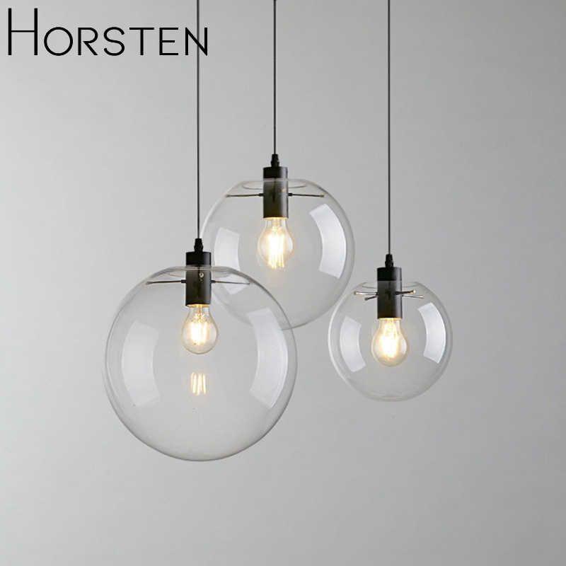 Nordic Hanglampen Eenvoudige Moderne Glazen Bal Hanglamp Lustre Suspension Keuken Lichtpunt E27 Art Deco Home Verlichting Aliexpress In 2020 Lichtarmaturen Hangende Lichten Hanglamp