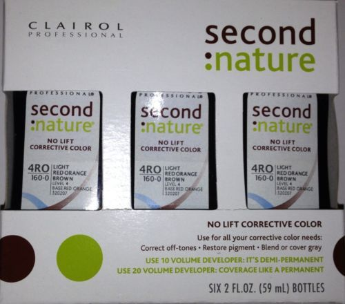 Clairol Second Nature Hair Color Fastrc Clairol Second Nature Hair