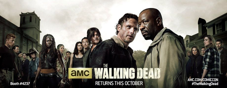 The Walking Dead - Staffel 6. Mehr unter: http://filmaffe.de/the-walking-dead-staffel-6-2016/