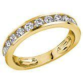 1 ct. tw. Diamond Wedding Band in 10K Gold