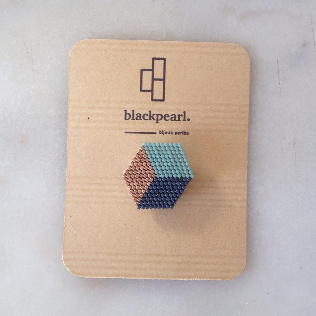 Le cube217 commandé par Fleur. #commandespeciale #jenfiledesperlesetjassume #motifblackpearl