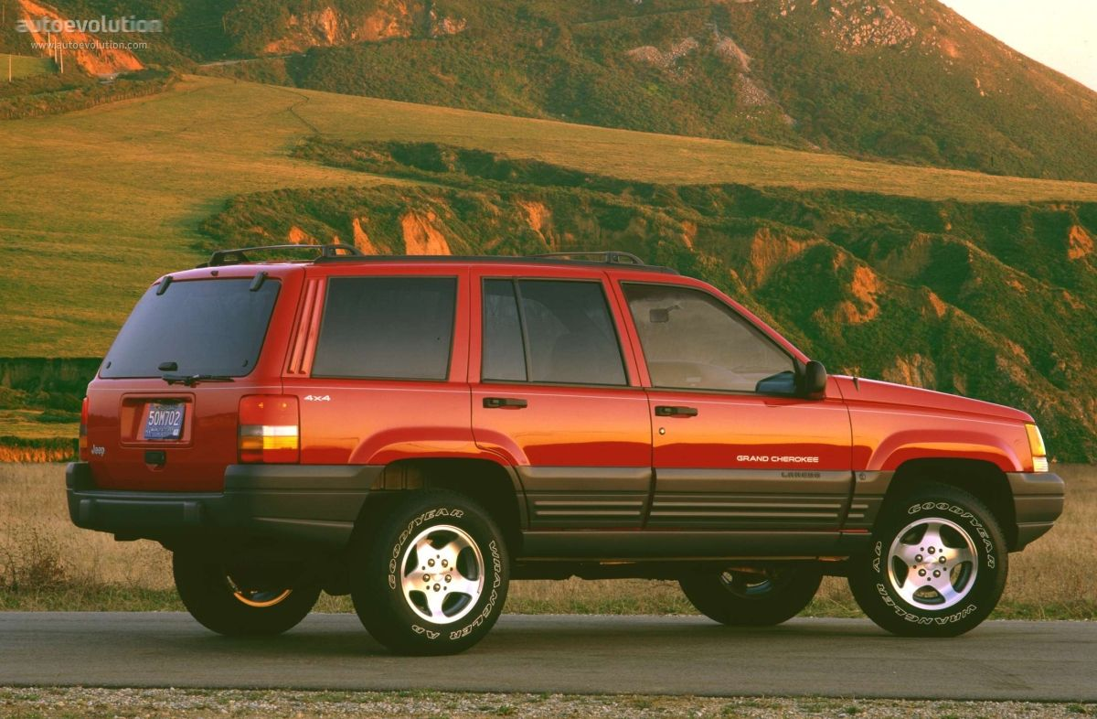 JEEP Grand Cherokee (1993 - 1999)