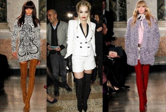 1000  images about How to Outfit Thigh High Boots on Pinterest