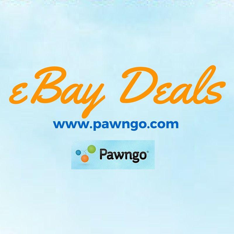Find Oue Ebay Deals On Www Pawngo Com Affordable Luxury Ebay Deal
