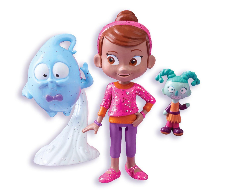 Disney Junior Vampirina Best Ghoul Friends Poppy and Demi Figure Set ...
