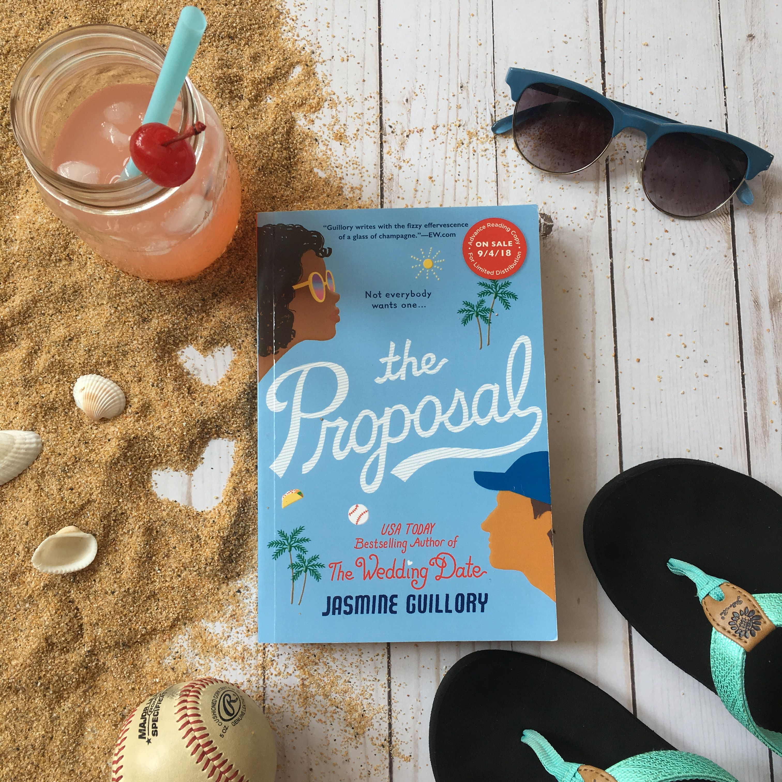 THE PROPOSAL by Jasmine Guillory bookstagram