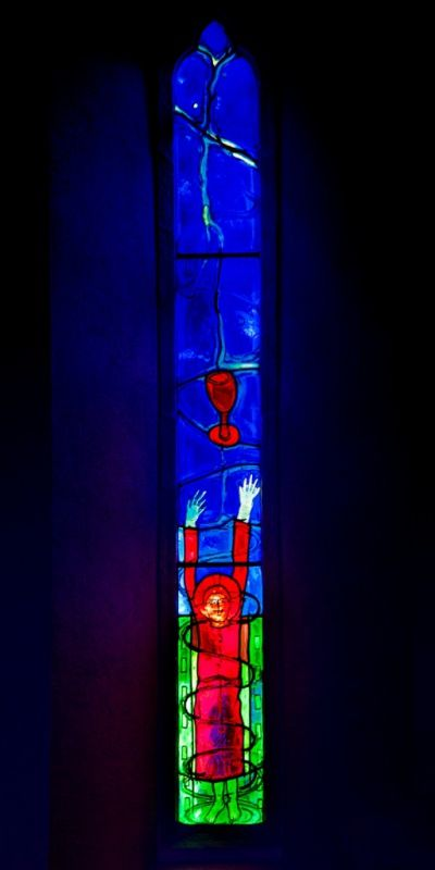Mark Angus St Fintan S Raheen Ireland Stained Glass Windows Stained Glass Glass Art