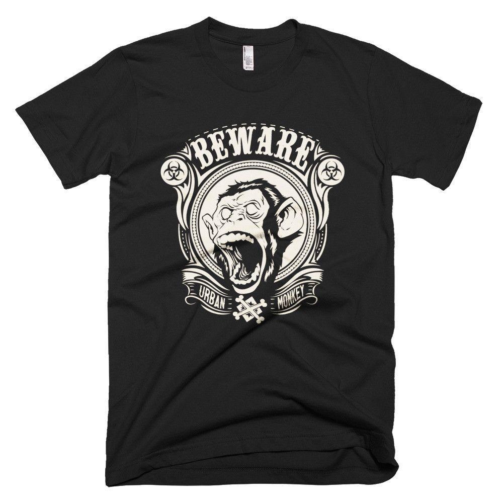 Urban Monkey Short sleeve men's t-shirt