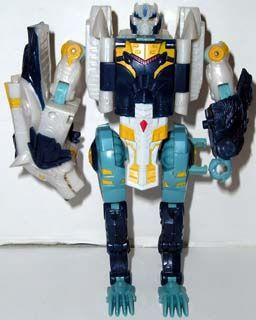 Snarl (2005) - Autobot - www.tfu.info