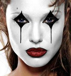 halloween face paint ideas for ladies