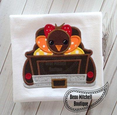 Turkey Truck | Beau Mitchell Boutique