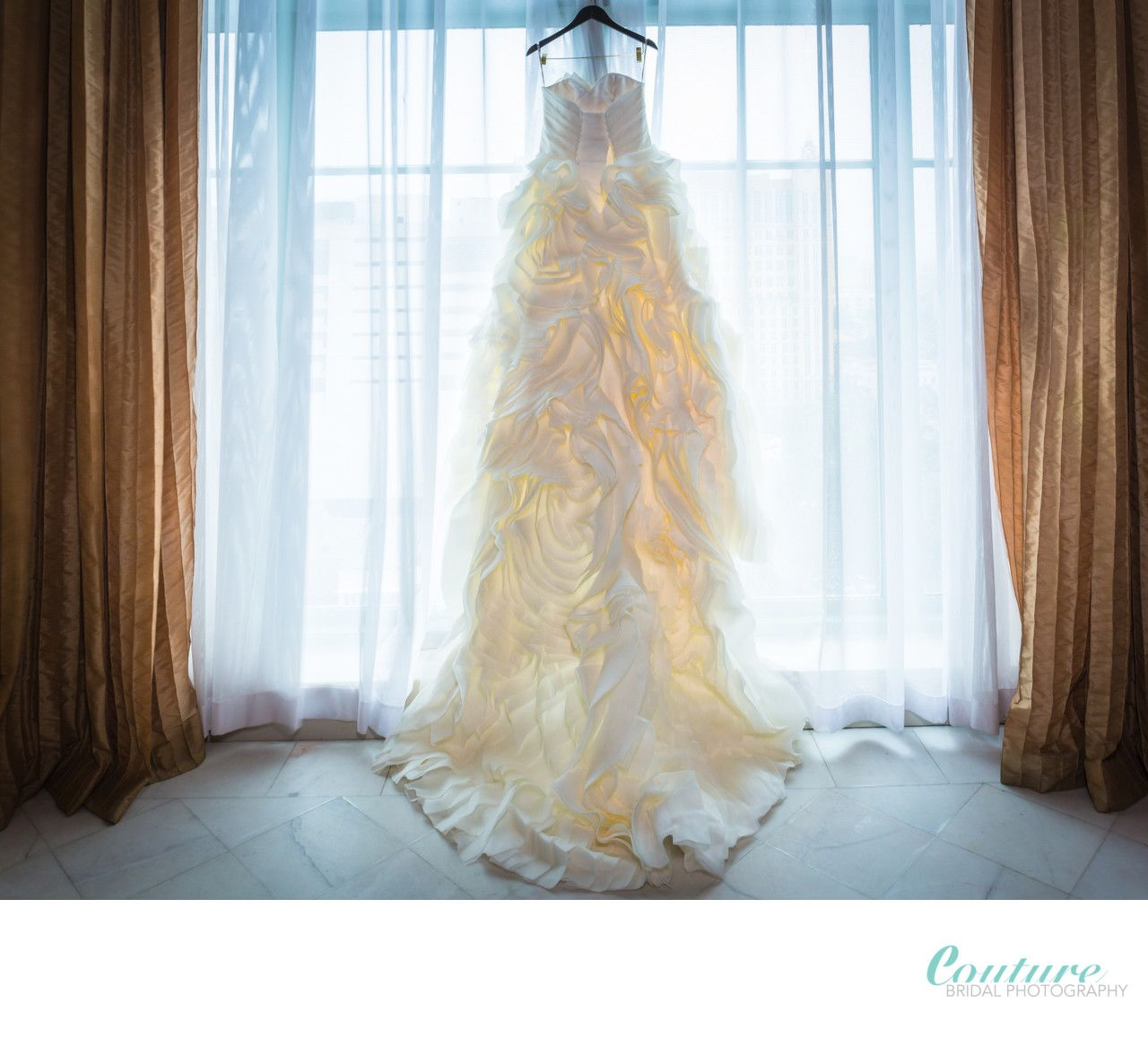 Miami Wedding Photography Westin Colonnade Coral Gables By Alfredo Valentine Couture Bridal