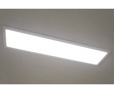 Amazing Flush Mount Led Panel Light 1X4 4 100 Lumens 40W Home Interior And Landscaping Ponolsignezvosmurscom