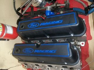 Ford Racing Valve Covers I Got A Good Deal On Them But There