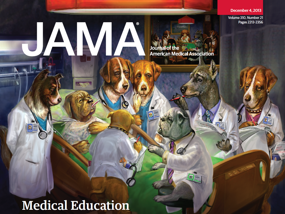 Medical Journal Goes To The Dogs Medical Journals American