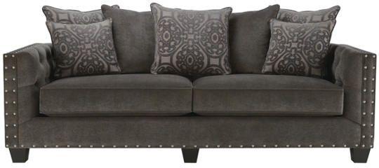 Sidney Road Truffle Sofa Art Van Furniture