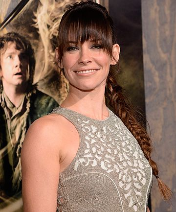 Evangeline Lilly as Lila Norris in Shades of Reason {Willow's new book}