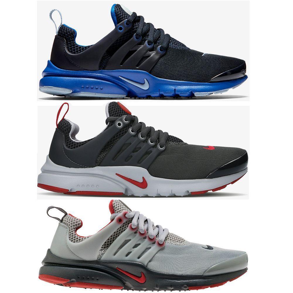 ec5c7ea6ec59 New nike presto gs running  shoes  sneakers  trainers gray black 833875 005  007
