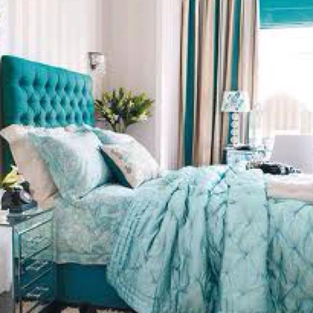 Bedroom Turquoise, Tiffany