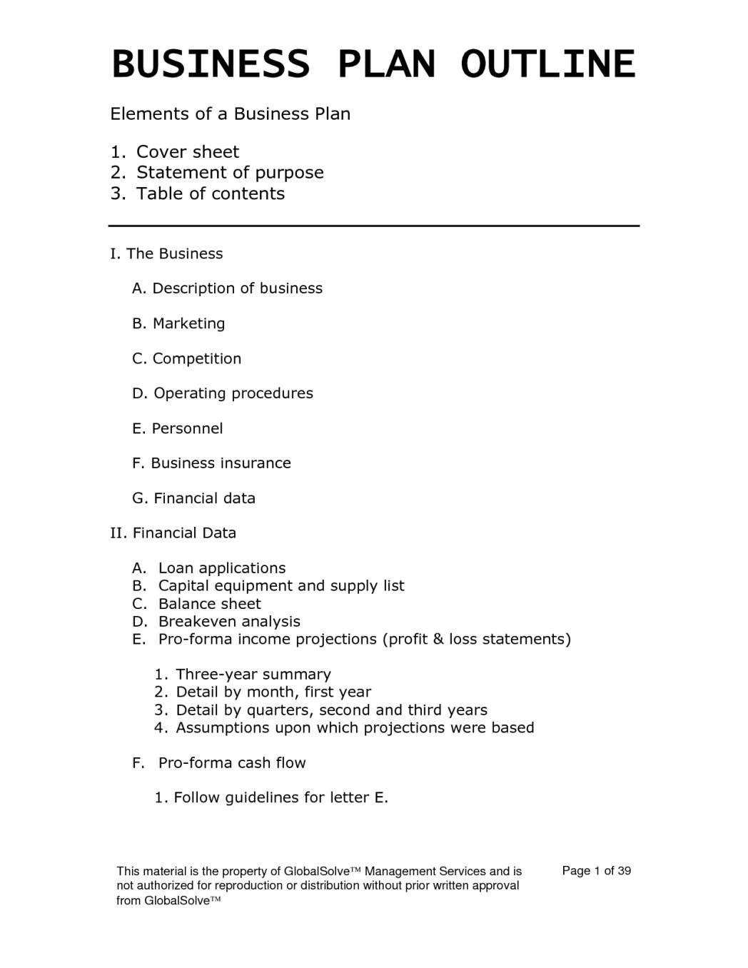 marketing plan essay pdf