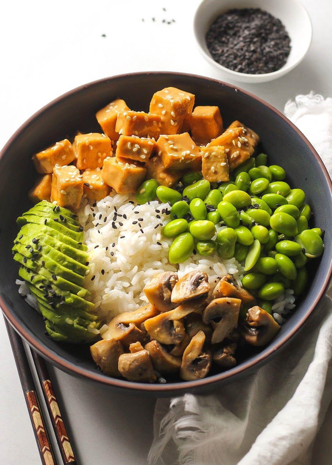 Creamy Tahini Tofu Recipe Healthy Recipes Vegetarian Recipes Healthy