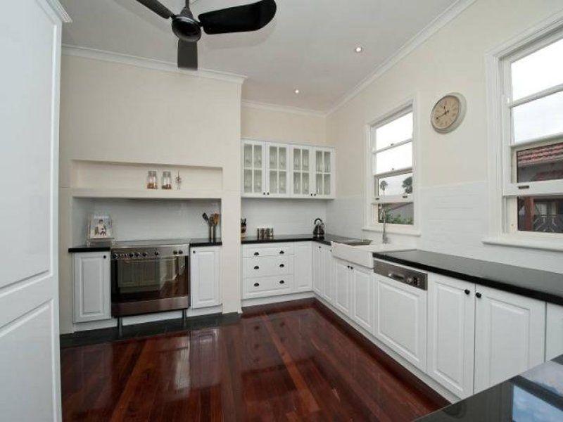 Kitchen - old federation house. Bayswater, WA 6053 ...