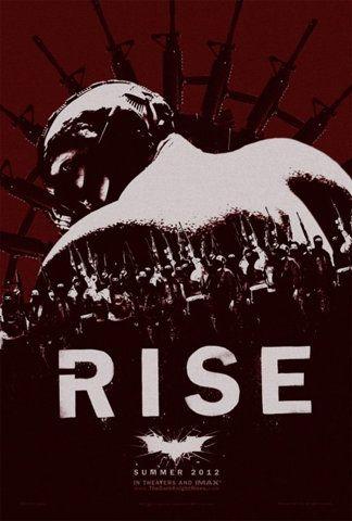 Poster: Oz the Great and Powerful, Pacific Rim, Dark Knight, The Hobbit, Walking Dead - Die Fünf Filmfreunde