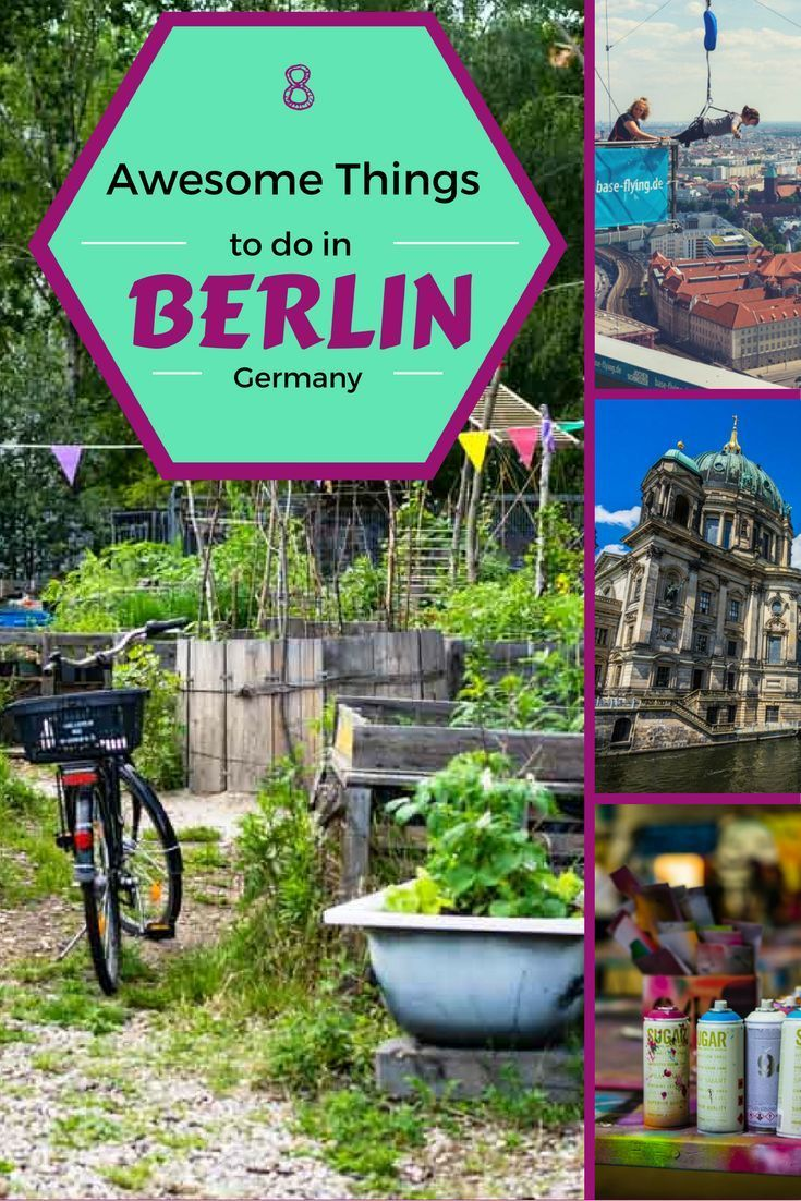 Are you looking for the best things to do in Berlin. Well look no further. We have figured out what to do in Berlin for you. Even some unique things to do in Berlin, Germany.