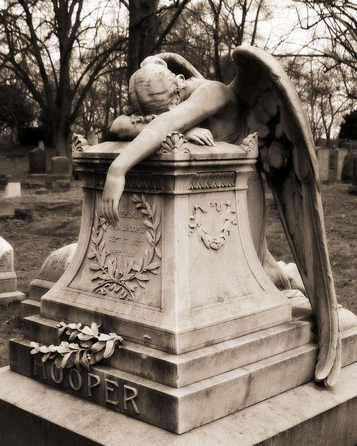 to think an angel could be so sad over you