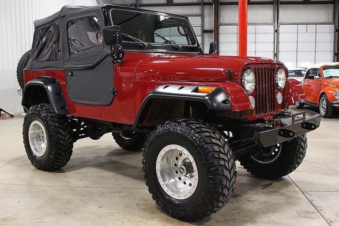1984 Jeep Cj 7 For Sale Near Grand Rapids Michigan 49512 Classics On Autotrader Jeep Cj Jeep Cj7 Jeep