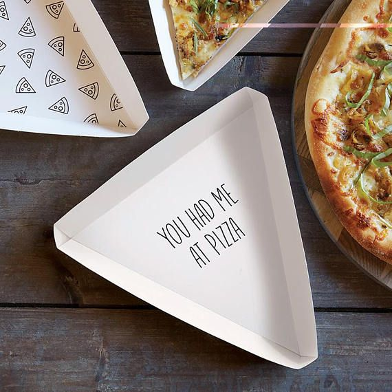 Pizza Wedding Reception Ideas: You Had Me At Pizza Pizza Dish Late Night Wedding Snacks
