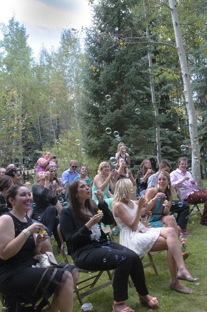 Real Vail Wedding