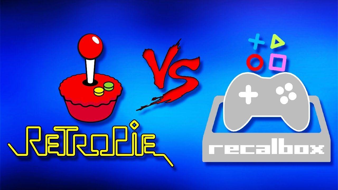 RetroPie Vs Recalbox What's Better? - YouTube | GAMING RETRO