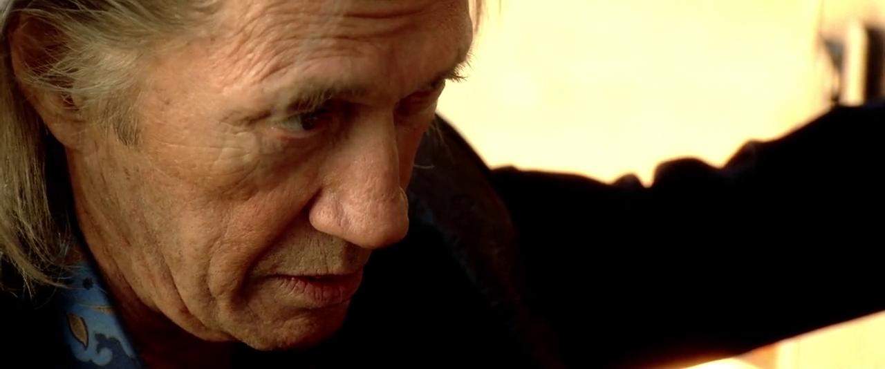 """Bill, villain in """"Kill Bill"""" (David Carradine)"""
