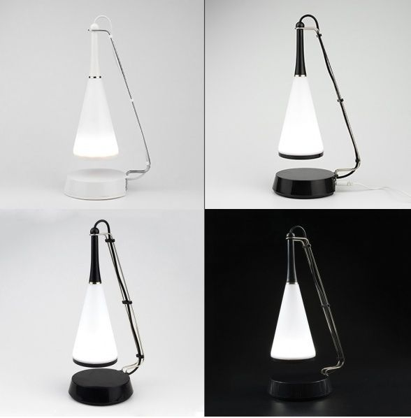 A Touch Of Light And Sound Touch Sensitive Lamp Lamp Touch Lamp