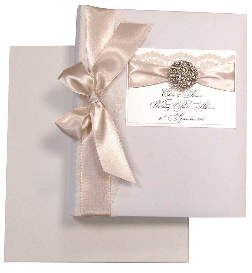 Opulence Personalised Wedding Album Personalized Wedding Album Diy Wedding Album Wedding Album