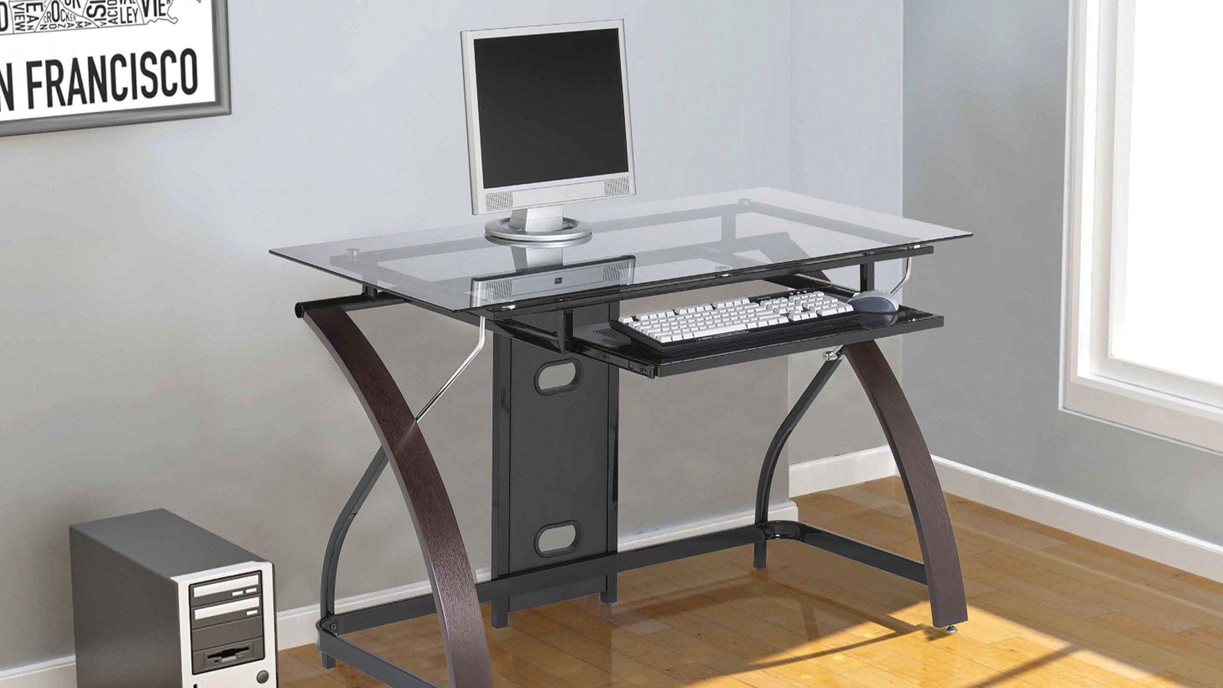 Bentwood Computer Desk | Wishlist | Pinterest | Desks, Cable ...