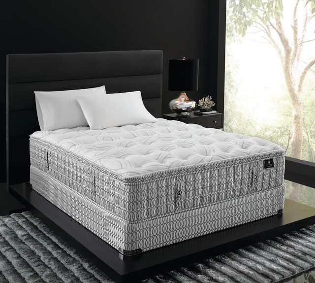 Queen Mattress Set Hotel Collection By Aireloom Vitagenic