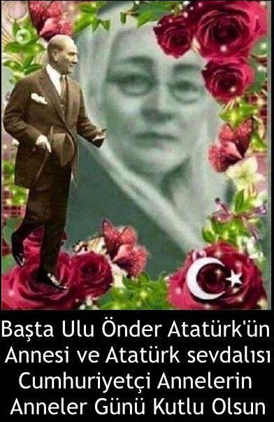 Ataturk Aski Panosundaki Pin