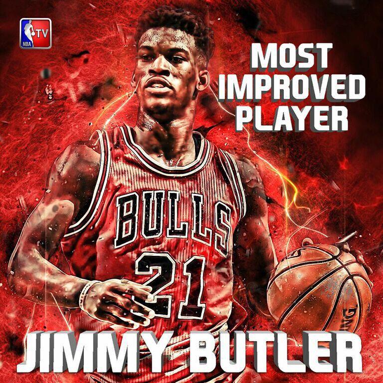 Jimmy Butler Chi Bulls