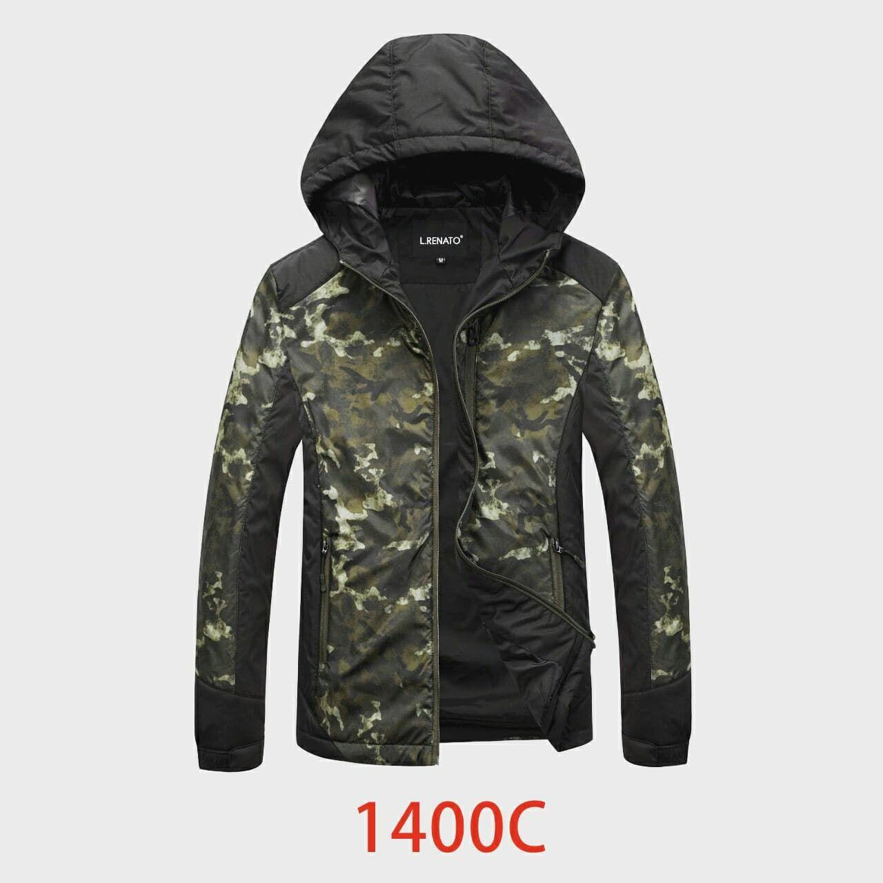 Meska Kurtka Moro Z Kapturem Wiosenna Kurtka S 7211234198 Oficjalne Archiwum Allegro Jackets Leather Jacket Fashion