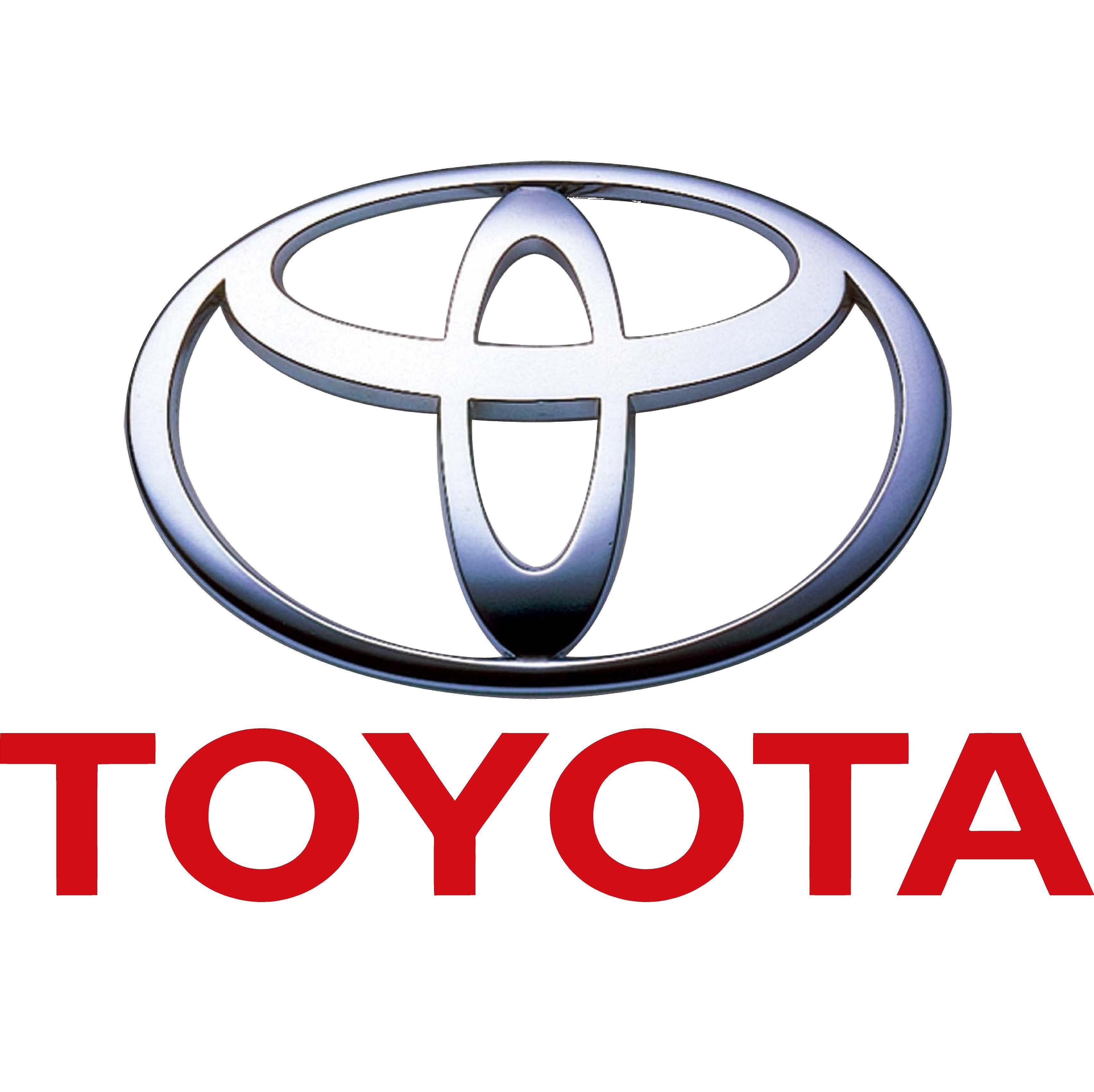 Toyota Logo (avec images) Logos de voitures, Véhicules