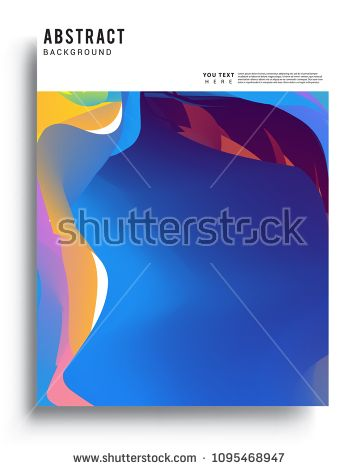 Covers template with liquid color colorful shapes elegant design for cover and abstract also rh pinterest