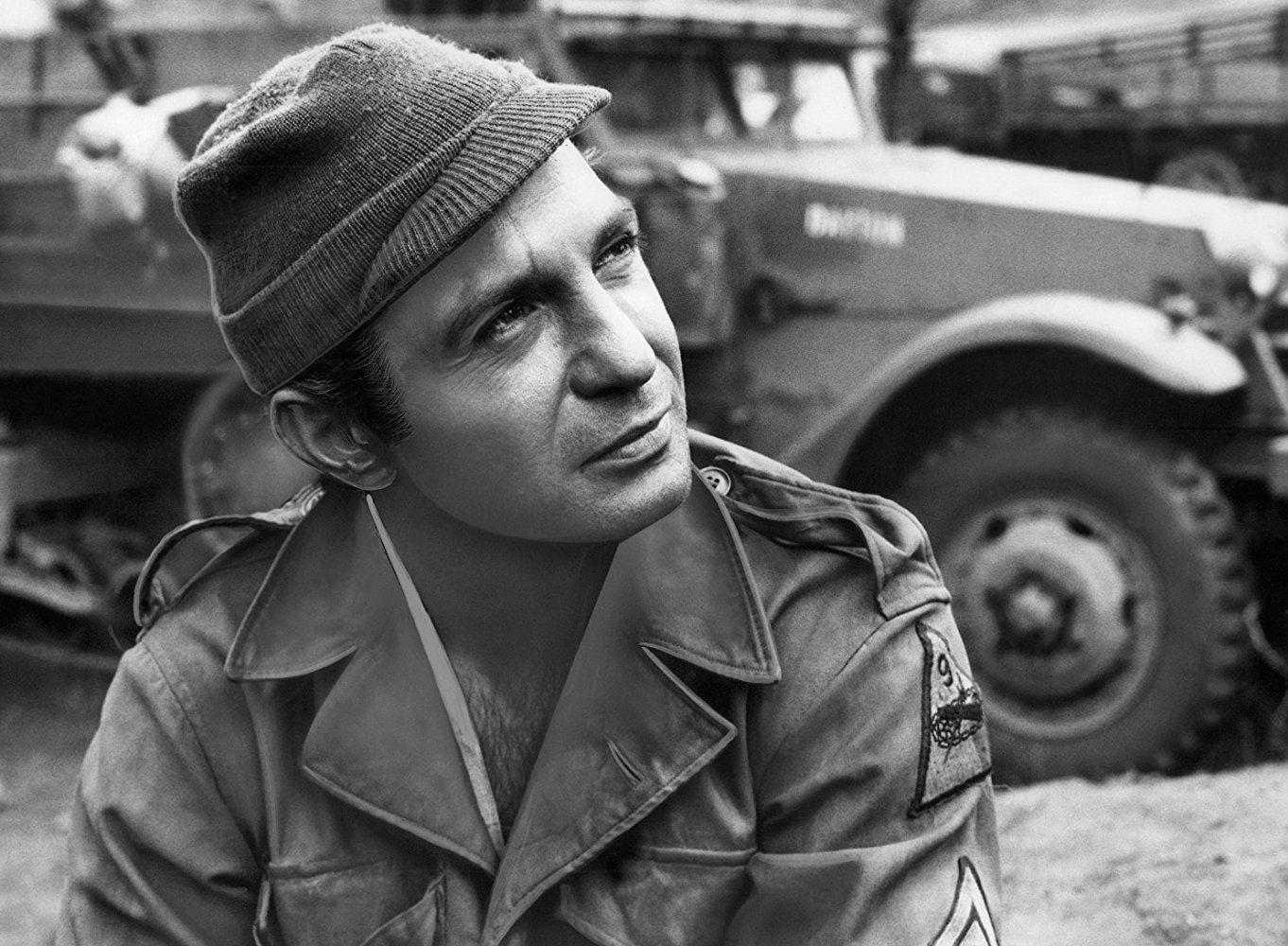 Ben Gazzara in The Bridge at Remagen (1969) Tv actors